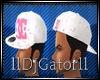 DC Pink Hat