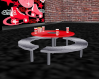 roller rink table