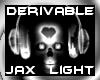 Skull Headset DJ Light