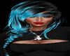 Ridiraa Black on Blue