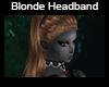 Blonde w/Headband