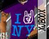 :SSF:iRock NY V-Neck