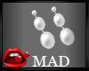 MaD Earrings wed 06
