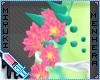 Seni .hip blossoms