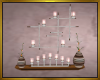 Wall Candles Decor