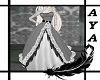 +Winter princess gown+