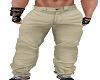 Light Kaki's Pants