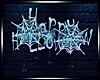 -S- H.G. Halloween Sign