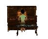 Shamrock Inn Piano