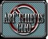 [Z] Art Thieves Sticker