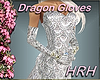 HRH Gloves DragonGown