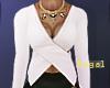 M! Classy Cream Top