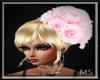 Blonde [Pink] Updo