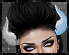 [AW] Adore Horns GreyBlu