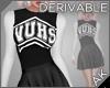 ~AK~ Cheerleader Uniform