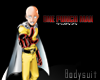 One Punch Man Costume