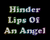 Hinder Lips Of An Angel