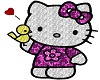 Hello Kitty gif sticker2