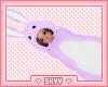 Bunny Kigurumi Purple