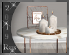 Rus: Glam End Table