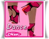 Bimbo Dance Pink Heels