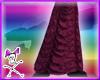 Magenta Guy Dress -Skirt