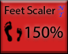 [NaiT] Shoe Scaler 150%
