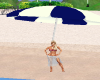 BW Beach Umbrella