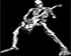 guitar squelette light