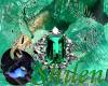 SHILEN Emerald Necklace