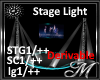 Stage Light 3 in 1