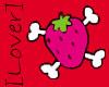 [Lover] Strawberry bones