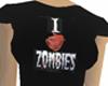 I Heart Zombies Tee!