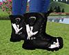 Bunny Combat Boots (M)