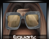 Lux Silver Glasses