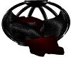 {pim} Black Bowl Chair