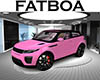 F' Barbie Pink Rover