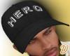 Black Hero Cap