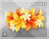 A| Lani Flower Anklets 8