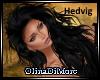 (OD) Hedvig black