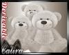 DERV Teddy Family Bears