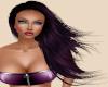 Moving Deep Purple Hair