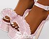 ṩFur Heels Pink