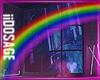 iiD| Rainbow Sign
