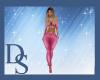 Shimmer Jeans Pink