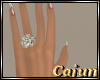 Diamond Wedding Ring DRV