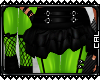[c] Aex Skirt Green
