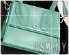 [Is] Mini Bag S - Aqua