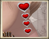 ML Hearts Earrings