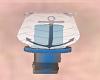 Nautical Anchor Candle